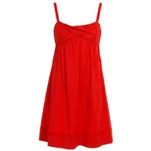 Diane von Furstenberg Dylan Empire Waist Dress